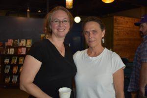 Jennifer Love Davis and Kristin Siracusa